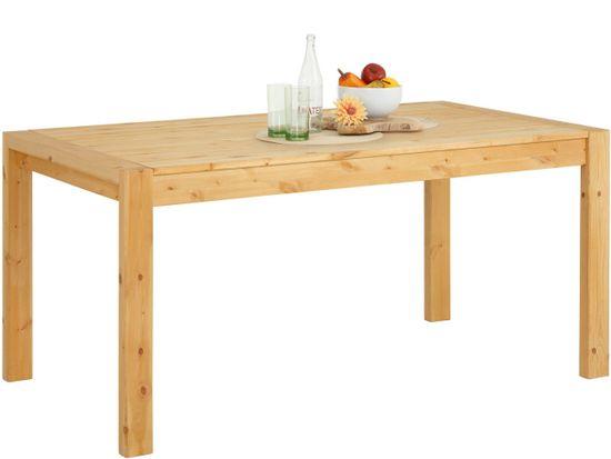 Danish Style Jedálenský stôl Alla, 160 cm, borovica
