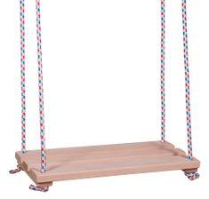Teddies lesena gugalnica, 46x19cm