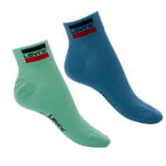 Levi's 2PACK ponožky vícebarevné (903014001 015)