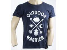 Archer Camp Tričko OUTDOOR - dámské, ARC 4041, Archer Camp Barva: tmavě modrá, Velikost: XL