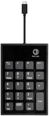 Port Designs Keypad Dual USB-C & USB-A (900801)