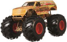 Hot Wheels Monster trucks Velký truck All beefed up