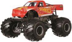 Hot Wheels Monster trucks Velký truck Racer