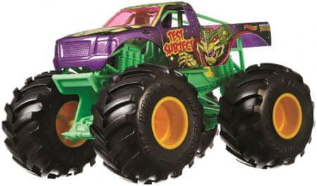 Hot Wheels duża ciężarówka Monster truck test subject