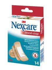 """3M Náplast na zastavení krvácení """"Nexcare Blood Stop"""", 14ks/balení"""