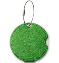 Jmenovka na kufr Addatag PU - Basil green