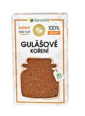 SanusVia Gulášové koření směs 31g
