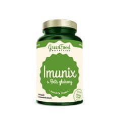 GreenFood Imunix s Beta glukany 90kapslí