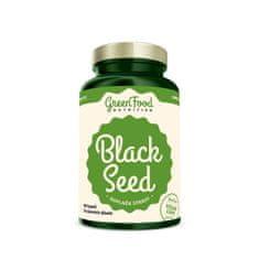 GreenFood Black Seed - Čierna rasca 90kapsúl
