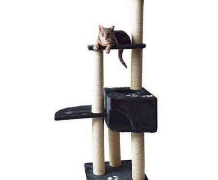 Trixie Skrobak alicante 142 cm, antracyt, zadrapaniami, koty
