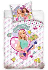 Carbotex Dětské povlečení Barbie Pop Star