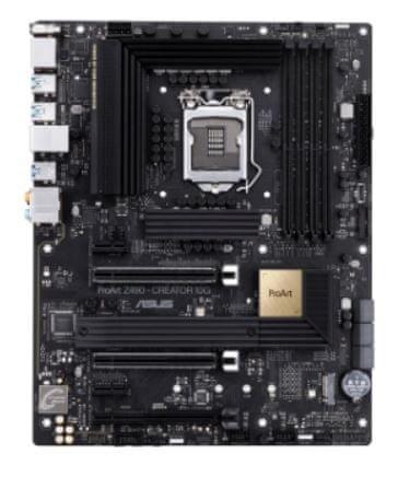 Asus osnovna plošča ProArt Z490-CREATOR 10G, LGA1200
