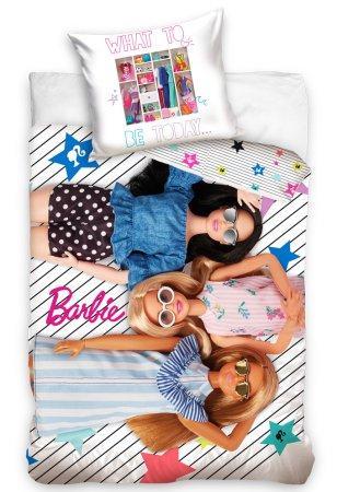 Carbotex pościel dziecięca Barbie Modelki