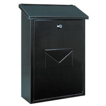 Rottner Parma poštni nabiralnik, črn