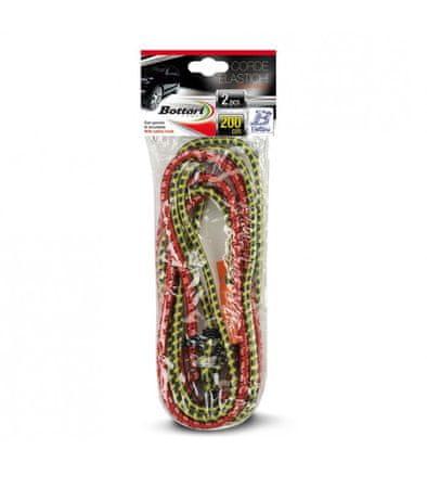 Bottari elastična vrv, 200 cm, 2 kosa