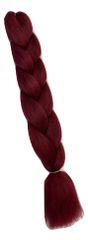 Vipbejba Lasni podaljški za pletenje kitk, A19 red carpet
