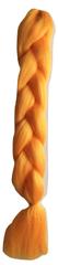 Vipbejba Lasni podaljški za pletenje kitk, A20 orange