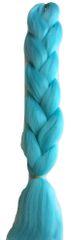 Vipbejba Lasni podaljški za pletenje kitk, A32 pastel blue