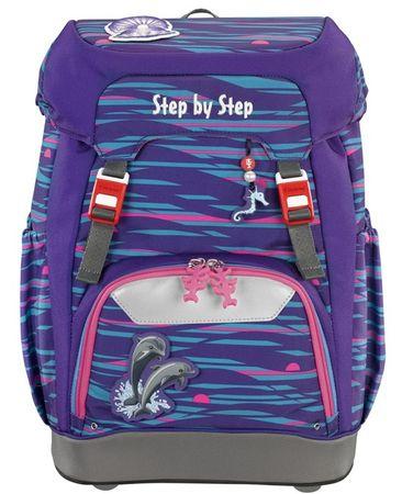 Step by Step GRADE Delfin iskolai hátizsák