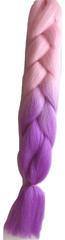 Vipbejba Lasni podaljški za pletenje kitk, B42 nice purple