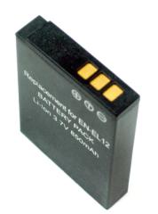 Razni EN-EL12 baterija