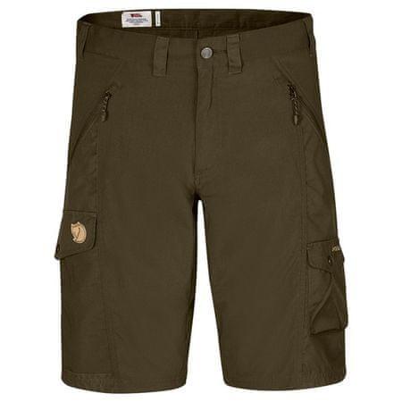 Fjällräven Abisko Shorts, ciemnozielony, 54