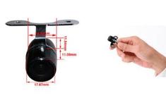 Razni TL-CCD-233 vzvratna kamera za avto