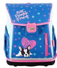 Hama Blue Dog školska torba za školarce prvog razreda