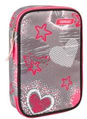 Target pernica Multy Grey Hearts, puna 26264
