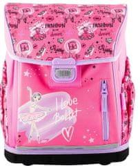 Hama Balet školska torba za školarce prvog razreda
