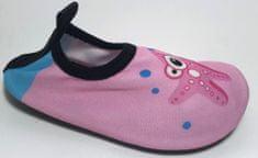 V+J dívčí obuv do vody 324304/MIX