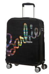 American Tourister Kabinový cestovní kufr Wavebreaker Barbie Spinner 36 l