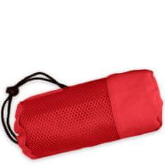 SCANquilt osuška FITNESS BAG červená