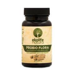 Ekolife Natura Probio Flora Sacharomyces Boulardi (Probiotika Saccharomyces Boulardii) 30kapslí