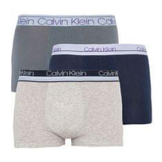 Calvin Klein 3PACK pánske boxerky viacfarebné (NB2336A-CLG)
