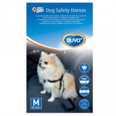 Duvo+ Bezpečnostný postroj pre psov do auta 50 - 75 cm