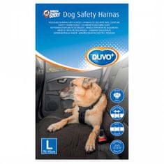 Duvo+ Bezpečnostný postroj pre psov do auta 70 - 95 cm