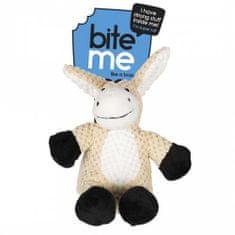 Duvo+ Kousni mě! Oslík Dolph plyšová hračka pro psa 21cm