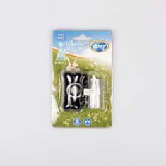 Duvo+ Elegantný plastový zásobník na sáčky