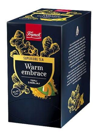 Franck Superiore Warm Embrace čaj, 110 g