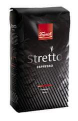 Franck Stretto Espresso kava v zrnu, 1 kg