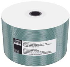 MediaRange CD-R 8cm 200MB 24x folie 50ks Inkjet Printable (MR257)