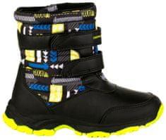 ALPINE PRO KBTS260530 Voloso otroški zimski čevlji