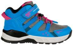 ALPINE PRO KBTS256644 Arawno dekliški športni čevlji