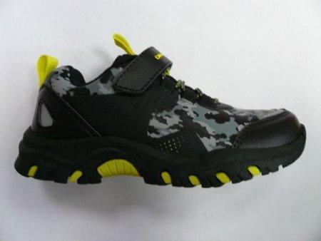 ALPINE PRO KBTS265990G Vato dekliški športni čevlji, črni, 28