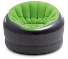 Intex fotel dmuchany Empire, zielony