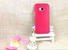 OEM Ultratenký kryt pro HTC One 2 M8 - červený