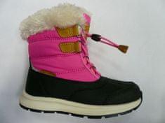 ALPINE PRO dziewczęce buty zimowe AVETO KBTS267452G