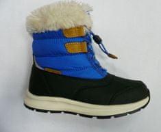 ALPINE PRO chłopięce buty zimowe AVETO KBTS267682G