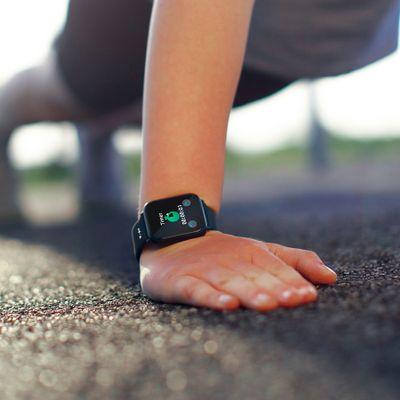 Chytré hodinky Niceboy X-fit Watch, sledovanie tepu, tlaku, okysličenie krvi, kondície, aktivity, kroky, kalórie, vzdialenosti, česká aplikácia, meranie spánku, multi šport